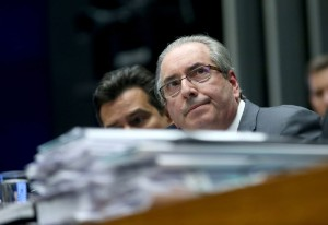 Cunha foi afastado de seu mandato pelo Supremo (Wilson Dias/Agência Brasil)