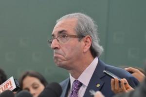 Cunha poderá ser afastado por decisão do Supremo (Antônio Cruz/ABr)