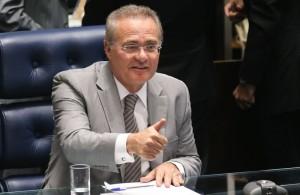 Presidente do Senado manteve o trâmite do processo de impeachment (Fabio Rodrigues Pozzebom/Agência Brasil)