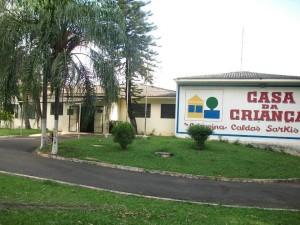 Casa da Criança atende cerca de 100 alunos (Divulgação)