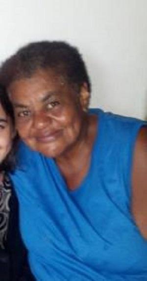 Dona Sílvia está em segurança na casa de parentes, diz família (Reprodução)
