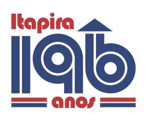 Logotipo especial celebra aniversário de Itapira (Reprodução)