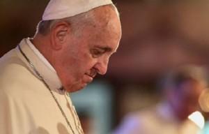 Papa Francisco se solidarizou com familiares das vítimas (Divulgação)
