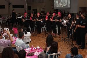 Concerto emocionou no Clube da Saudade (Leo Santos/Megaphone)