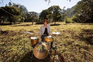 Bonfá divulgou música que compõe novo trabalho (Marcos Hermes/Divulgação)