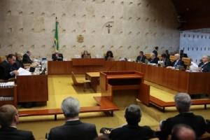 Liminar do ministro Marco Aurélio determinava afastamento do senador da presidência (José Cruz/Agência Brasil)