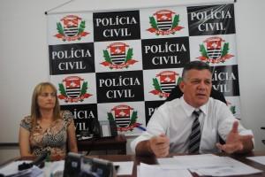 Policiais da DIG e da Seccional fizeram investigação conjunta com o DEIC (Reprodução/Tribuna do Guaçu)