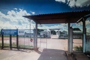 Pelo menos 33 pessoas morreram na Penitenciária de Monte Cristo, em Roraima  (Reprodução/Google Maps)