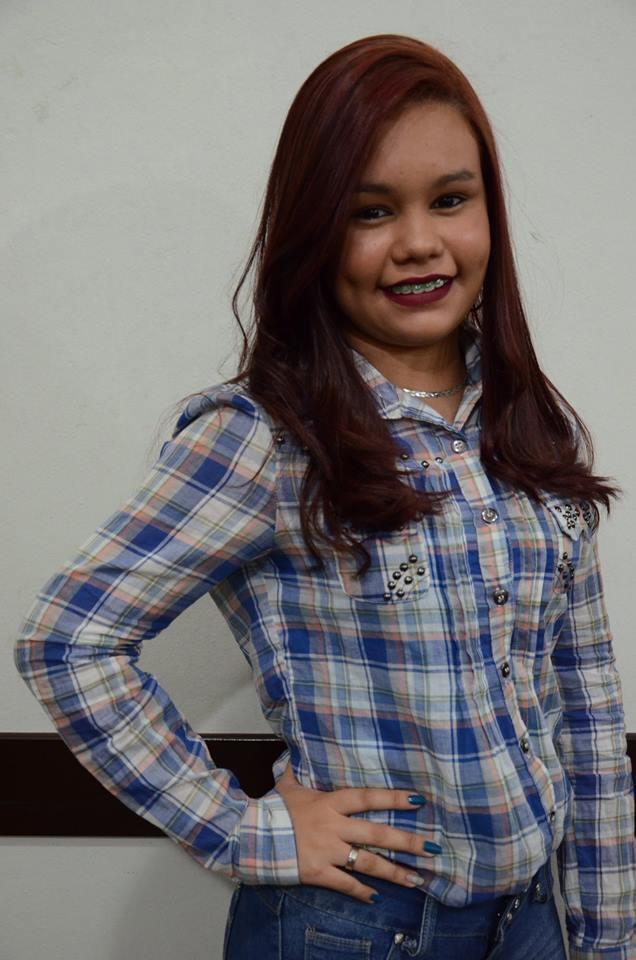 Myrella Santana Ferreira – 18 anos