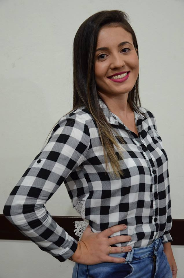 Taísa de Fátima Lazari – 22 anos