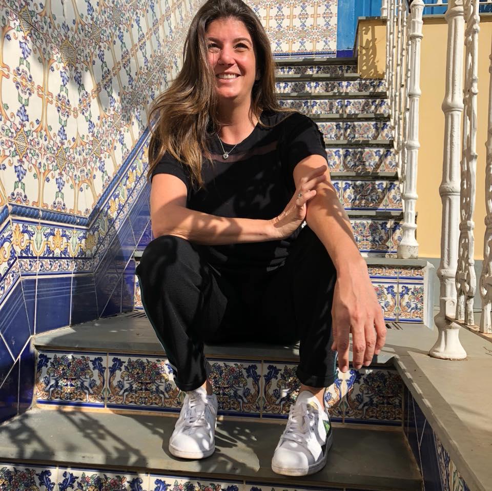 A arquiteta Letícia Telles