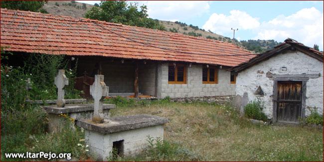 Св. Ѓорѓи, с. Градешница (Church St. Gjorgi, v. Gradesnica)