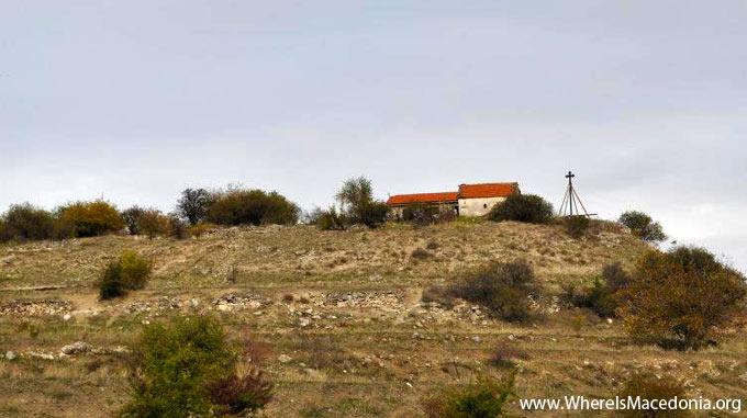 Св. Атанас село Зовиќ (Church St. Atanas – Zovik, Мариово)