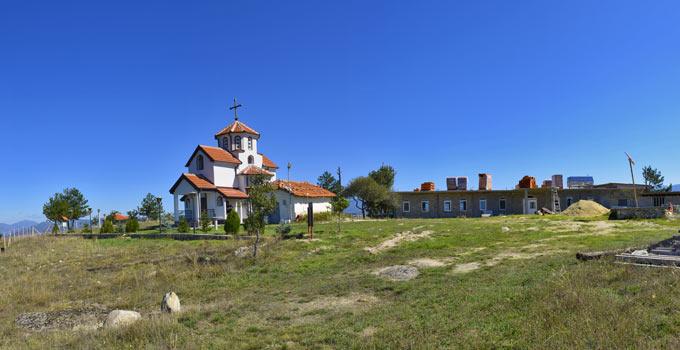 Манастир Св. Атанасиј, Старавина