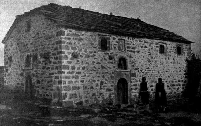 Св. Никола село Зовиќ