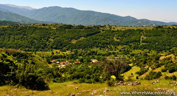 Градешница (Gradesnica) Мариово – родното село на Итар Пејо