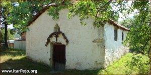 Св. Димитриј, Манастир во месноста Трново (Monastery St. Dimitrij in Trnovo)