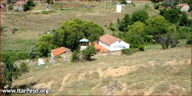 Св. Никола, с. Будимирци (Church St. Nikola, village Budimirci)