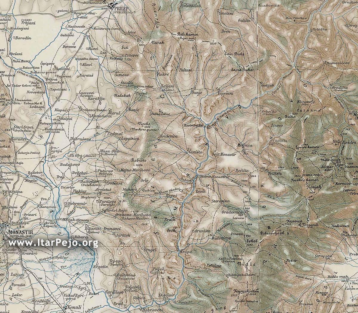 Како Мариово останало во границите на денешна Македонија