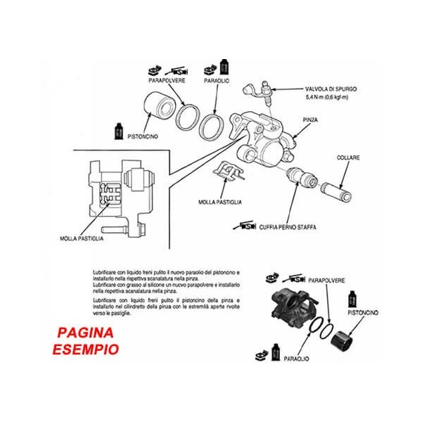 E1932 Manuale officina per moto Yamaha XJ 400/500/550 PDF
