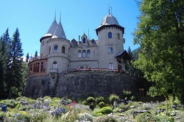 Castello dei Savoia-Gressoney St.Jean