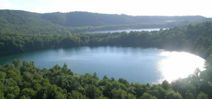 i laghi di monticchio
