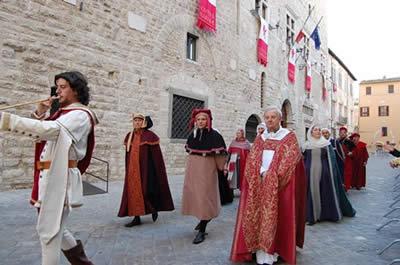 sfilata storica festa dell'anello narni