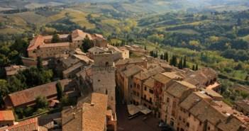 strada del vino Vernaccia