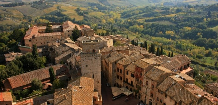 Strada del vino Vernaccia di San Gimignano: a spasso tra storia, natura e degustazioni enogastronomiche