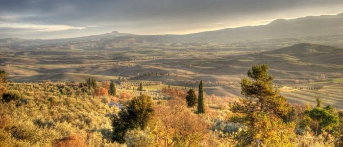 Vie dell'amore a Pienza: il borgo più romantico d'Italia