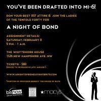 James Bond Template