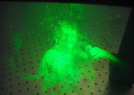 OCAD hologram