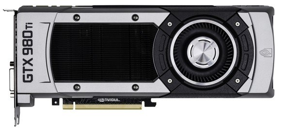 GeForce GTX Ti 980