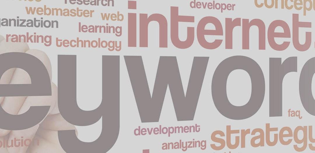 SEO a klíčová slova při analýze klíčových slov