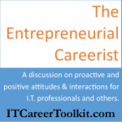 The Entrepreneurial Careerist in action and attitude