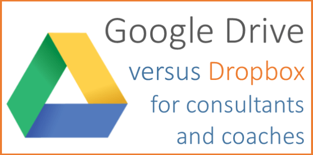 Google Drive for Consultants and Coaches
