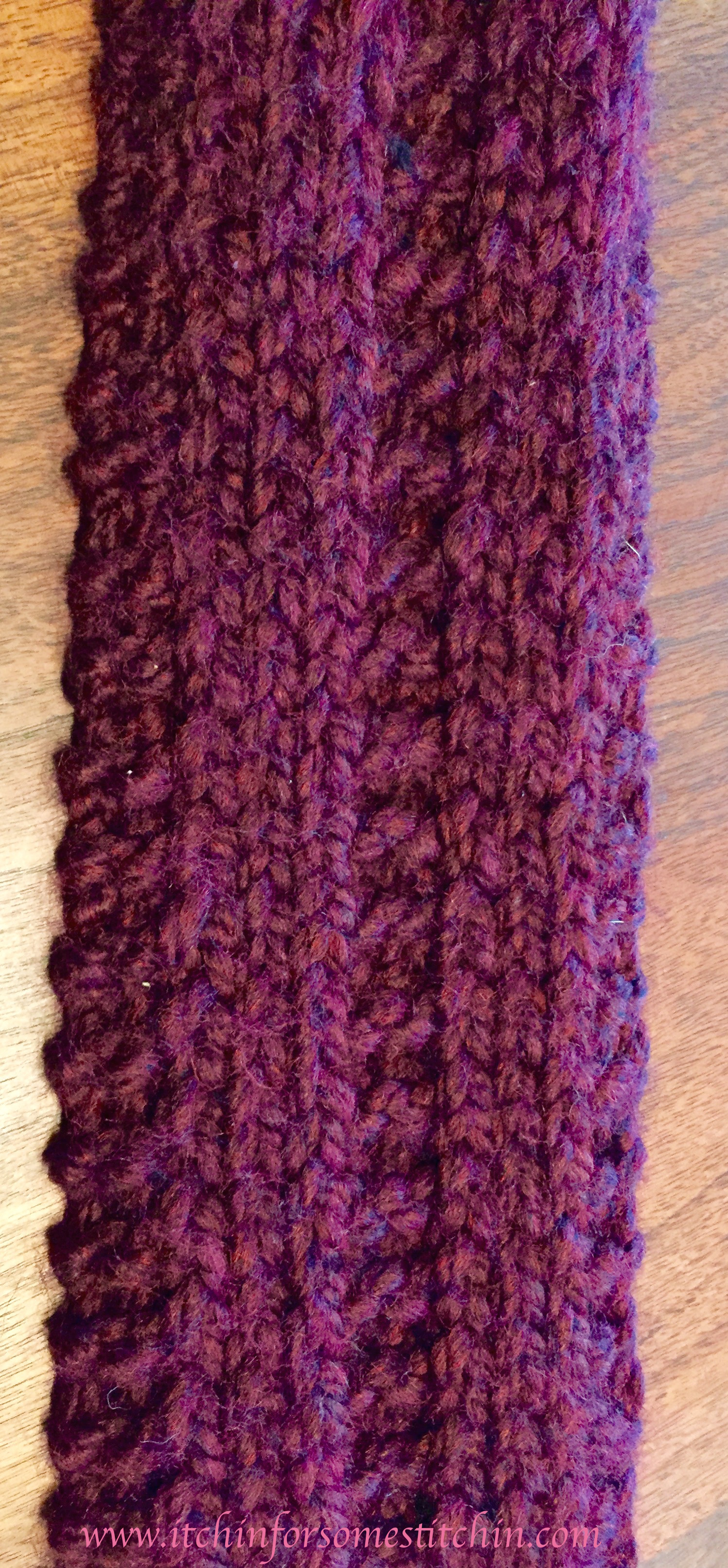 Free Easy Knit Scarf Pattern Itchin For Some Stitchin