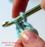 2 loops left on hook. http://www.itchinforsomestitchin.com