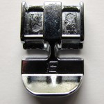 Zipper Presser Foot