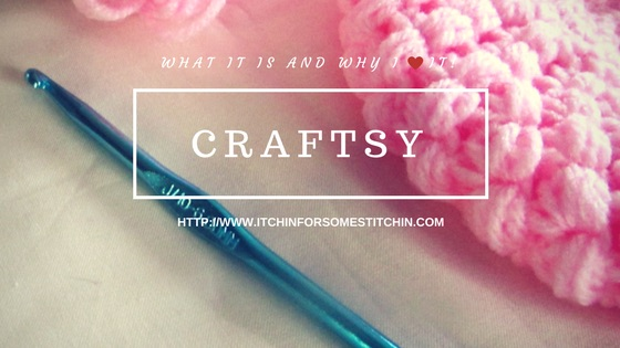 What Is Craftsy? And Why I Love It! by http://www.itchinforsomestitchin.com