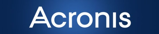 Acronis Banner neutral