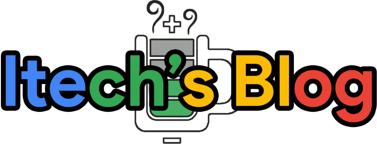 Itech's Blog