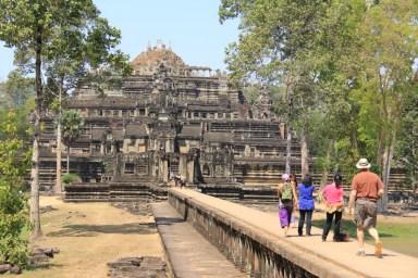 Angkor Wat ruins Cambodia