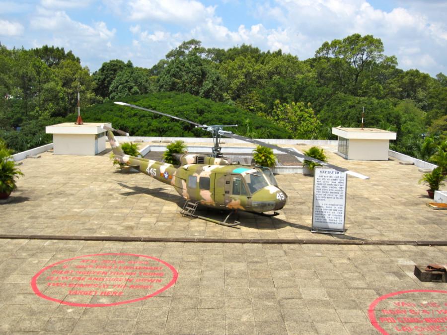 Reunification Palace, Ho Chi Minh City, Vietnam