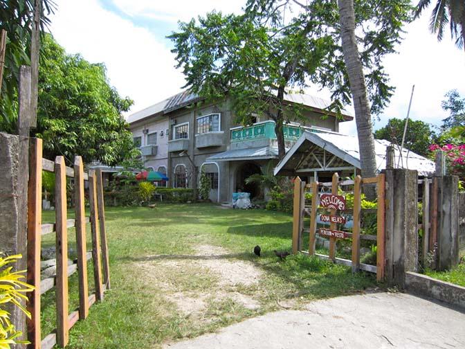 Dona Nela's Pension, Roxas, Philippines