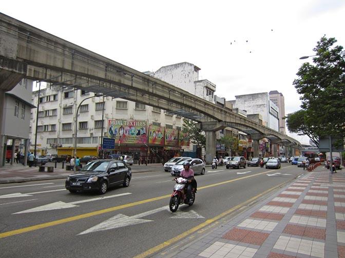 Chow Kit, Kuala Lumpur, Malaysia
