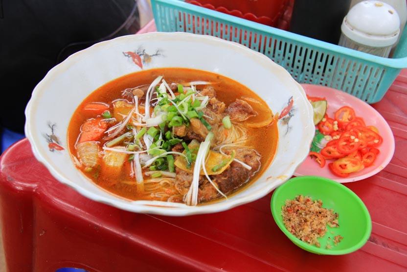 Soups in Vietnam that aren't pho - bo kho