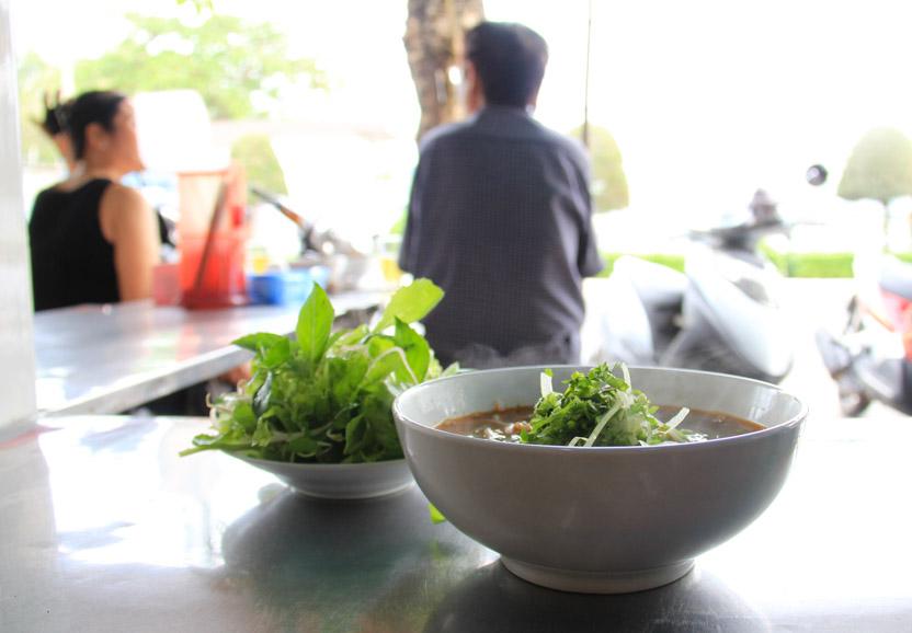 Soups in Vietnam that aren't pho - bun bo hue