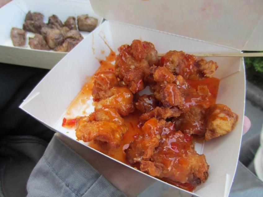 Taiwan fried chicken