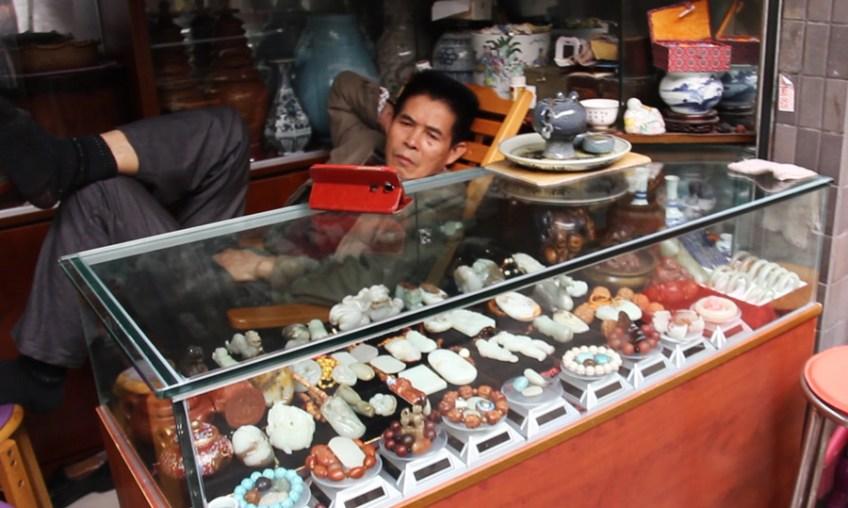 Chendu Antique Market